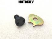 Ключ с гайкой крышки бардачка М72